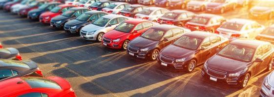 Suivi des véhicules pour les concessionnaires automobiles
