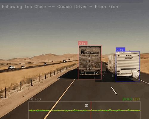 Sélection de la meilleure caméra de tableau de bord de camion pour votre flotte au Maroc