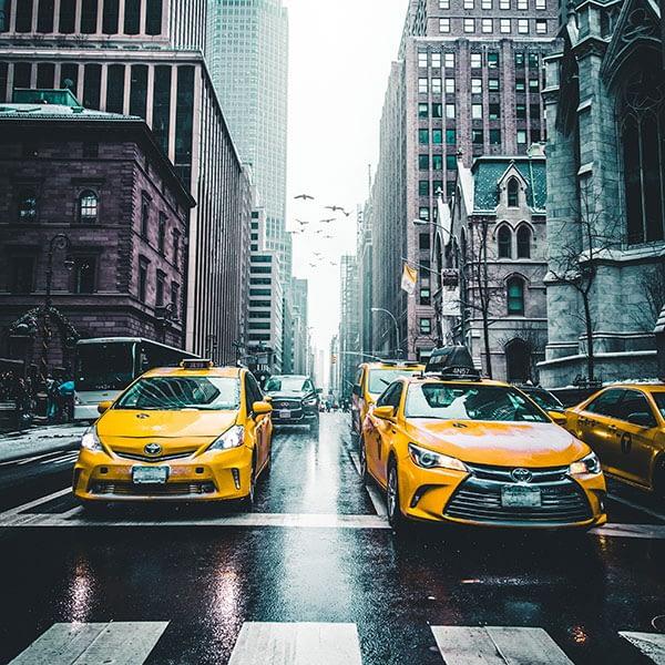 Suivi des taxis et des voitures de location au Maroc