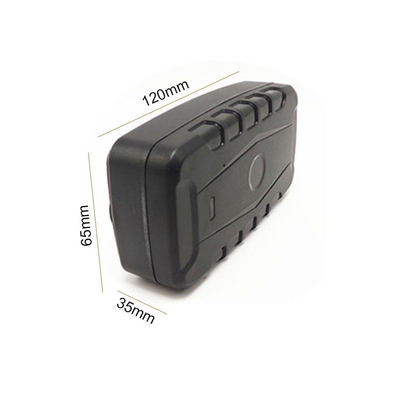 taille traceur GPS STR209B sans-fil