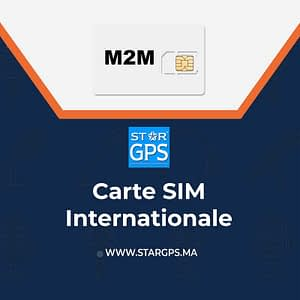 carte sim internationale m2m