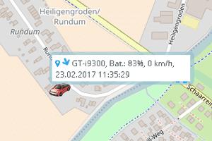 Suivi GPS international