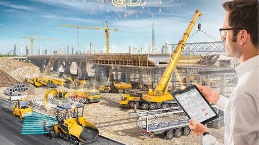 télématique et la technologie des transports dans l 'industrie de la construction