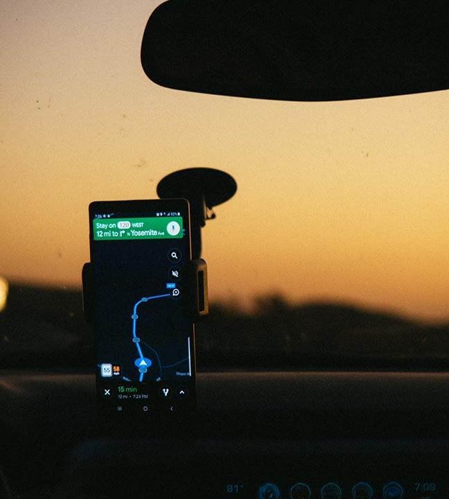 Guide d'installation GPS sur la carte du Maroc