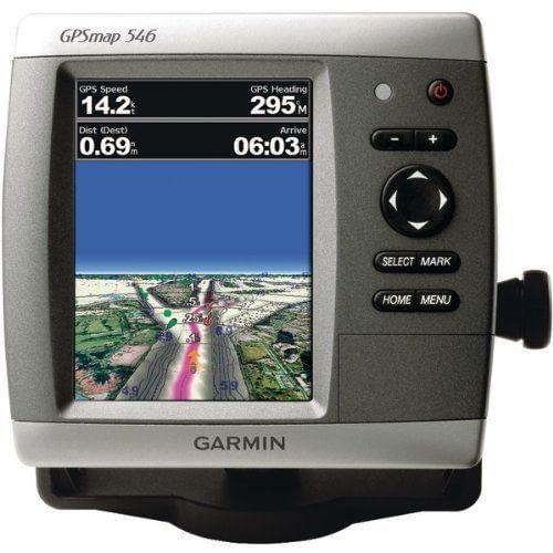 Le système GPS marin de Garmin au Maroc