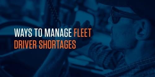 Façons de gérer les pénuries de chauffeurs de flotte au Maroc